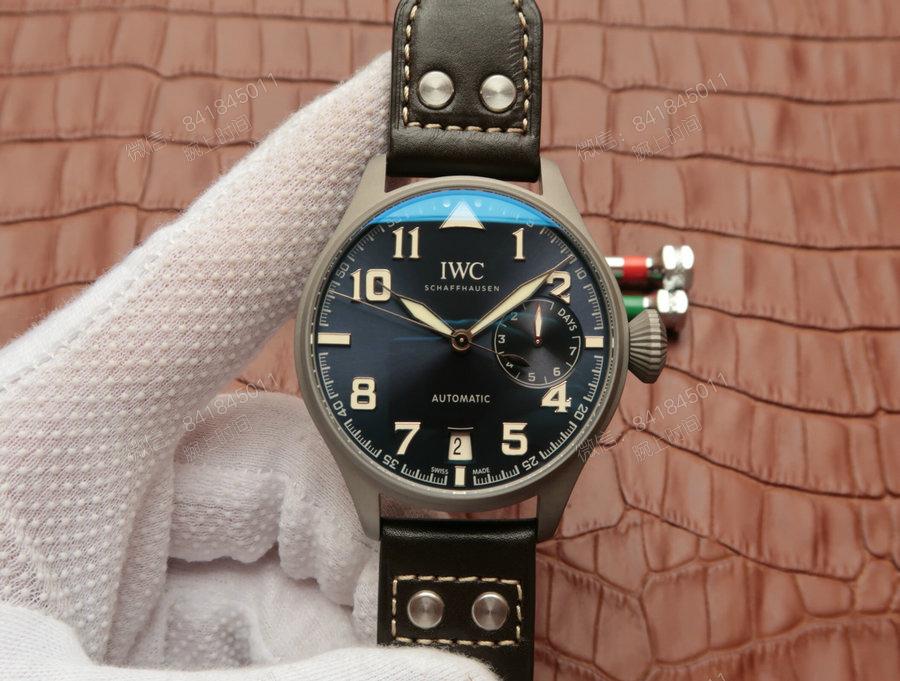 高仿万国马克手表