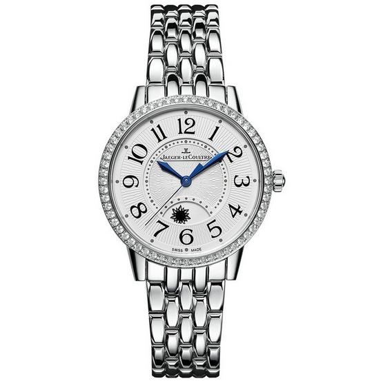 ZF复刻积家约会系列3448120女士机械钢带手表