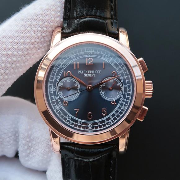 百达翡丽复杂功能系列5070 手动上链5070皮带手表