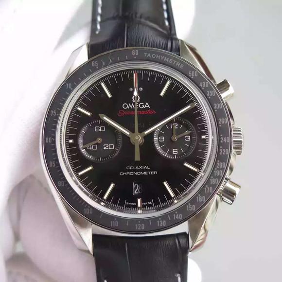 欧米茄超霸系列331.10.42.51.03.001机械男士手表