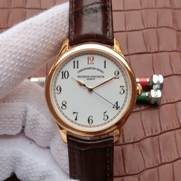江诗丹顿 历史名作系列 86122/000P-9362机械男士手表