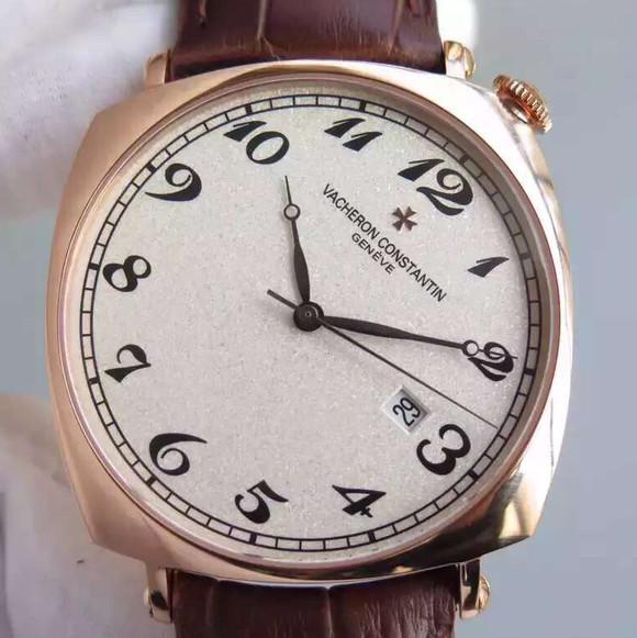 江诗丹顿历史名作系列2892自动机械机芯男手表