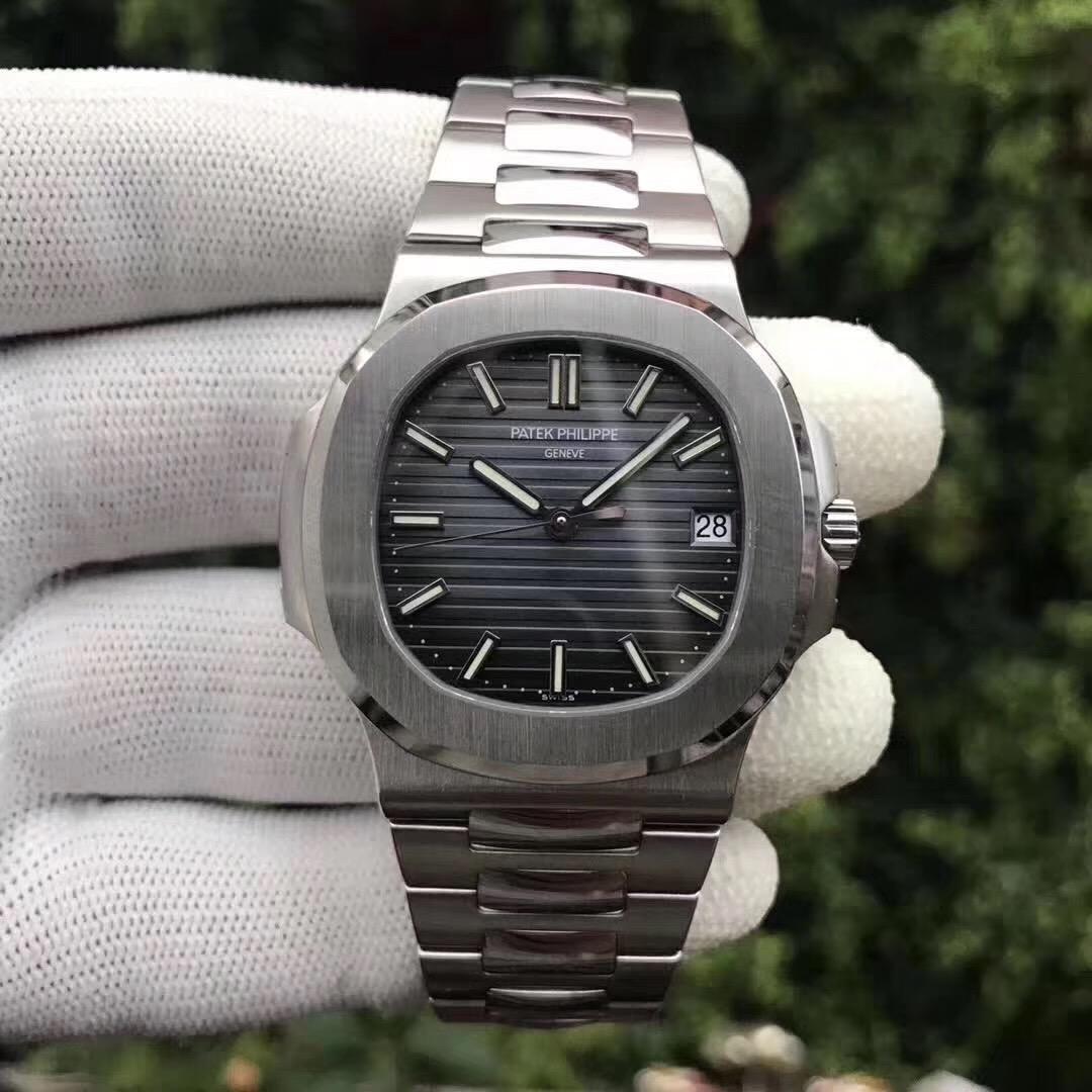 顶级pf厂复刻百达翡丽运动鹦鹉系列5711/1A 010 不锈钢腕表