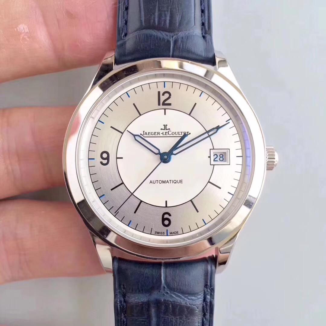 积家大师周年纪念版本男士机械手表 超级复刻版本完美