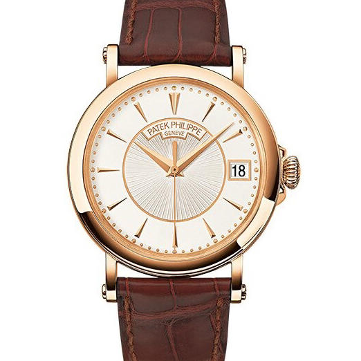复刻百达翡丽古典表系列简约至极 机械自动机芯男士手表