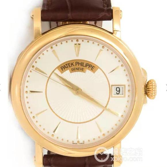 百达翡丽5153G-001男士全自动机械手表 一比一正品开模
