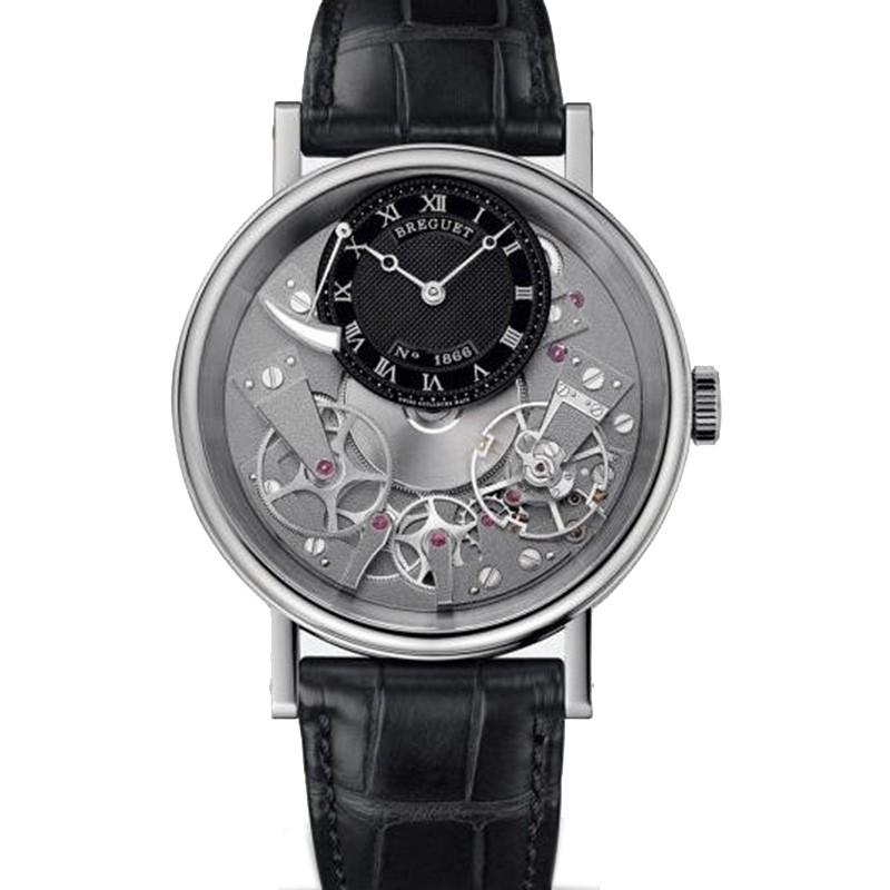 顶级复刻宝玑传世7057BB/G9/9W6男士机械手表 一比一复刻表