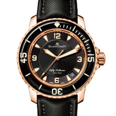 ZF厂宝珀5015-3630-52五十寻系列男士机械手表 顶级复刻版本