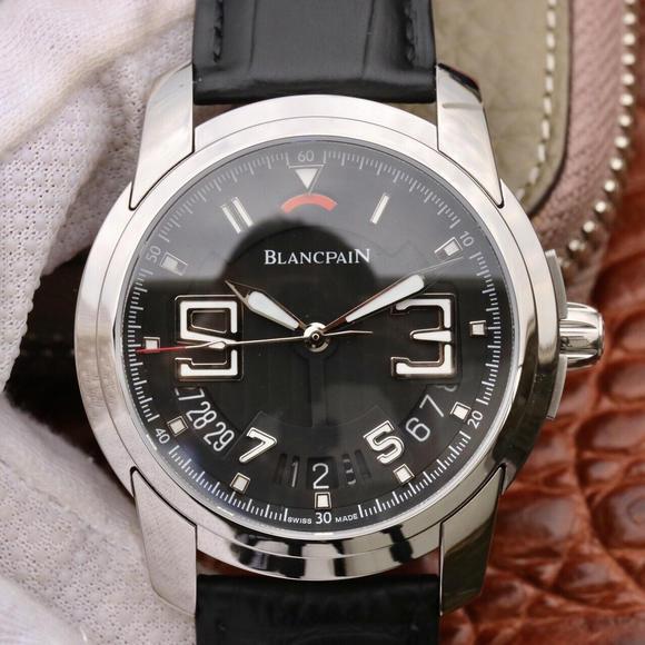 宝珀开创系列8805-1134-53B整表采用腕表界顶级瑞士工艺、最完美的复刻原版副本
