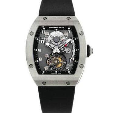 JB理查德?米勒RM001真陀飞轮机芯男士手表 顶级复刻高端货