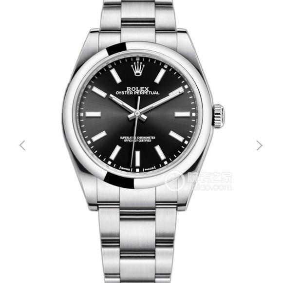 AR劳力士114300蚝式恒动系列机械男表 顶级复刻手表