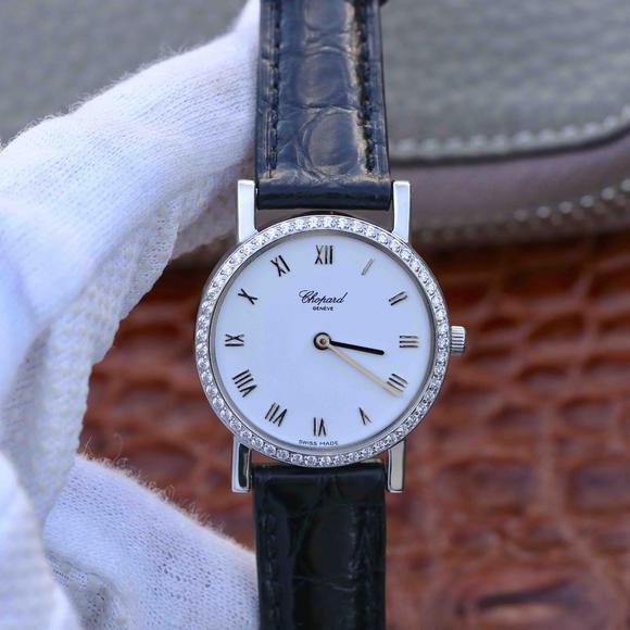 MG萧邦复刻界最强质感 最佳气质女装表 萧邦CLASSIC系列 127387-5001