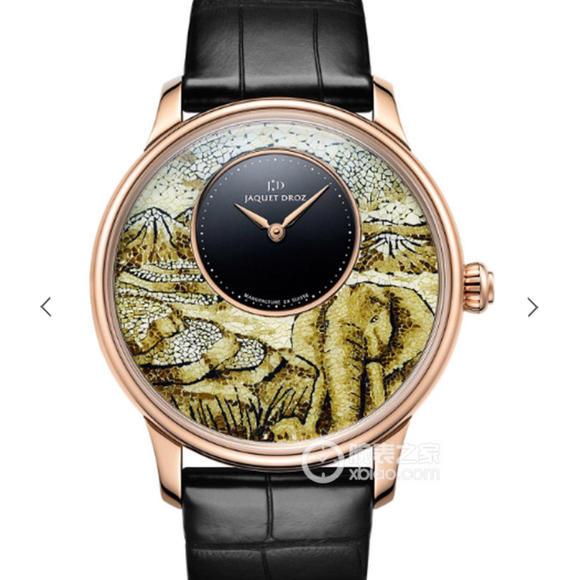 TW雅克德罗艺术工坊系列J005033280复刻男士机械手表