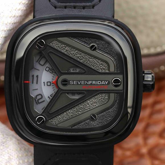SV七个星期五sevenfriday惊世之作SF宇宙飞船腕表