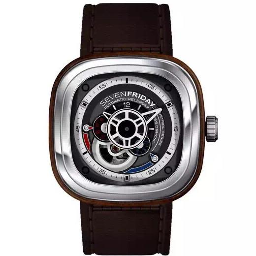 XF厂七个星期五SEVENFRIDAY P3-2 自动机械男士手表