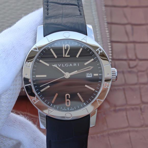 TW宝格丽BVLGARI BVLGARI SOLOTEMPO系列102056中性男女可戴自动机械腕表