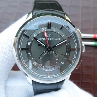芝柏Girard-Perregaux 1966系列49544-52-131-BBB0男士机械手表