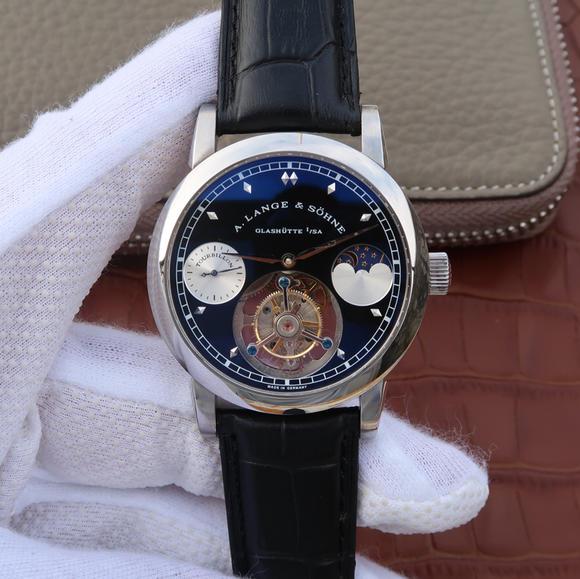 BM朗格真陀飞轮机芯 多功能机械手表