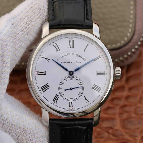 MKS朗格经典1815系列独立小秒盘男士机械手表 罗马数字盘顶级复刻表之一