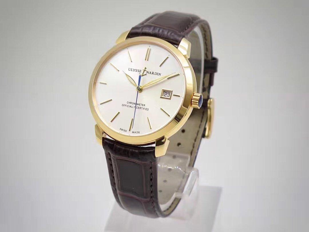 FK复刻工厂新款巨献 行业唯一购入正品18k金表进行开模的雅典鎏金系列 经典系列腕表