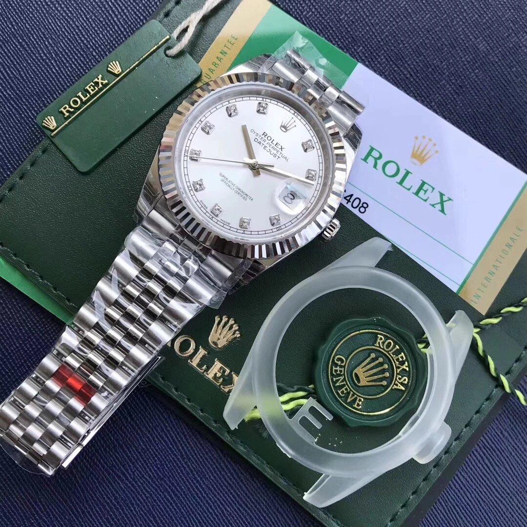 【EW厂】劳力士原版开模3235自动机械机芯日志型系列126331男士日志型腕表