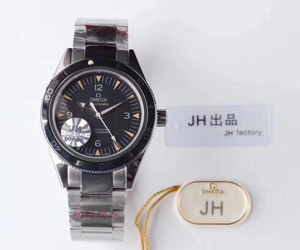 """JH最新力作 市场最高版本 omega欧米茄海马300""""幽灵党""""007限量版"""