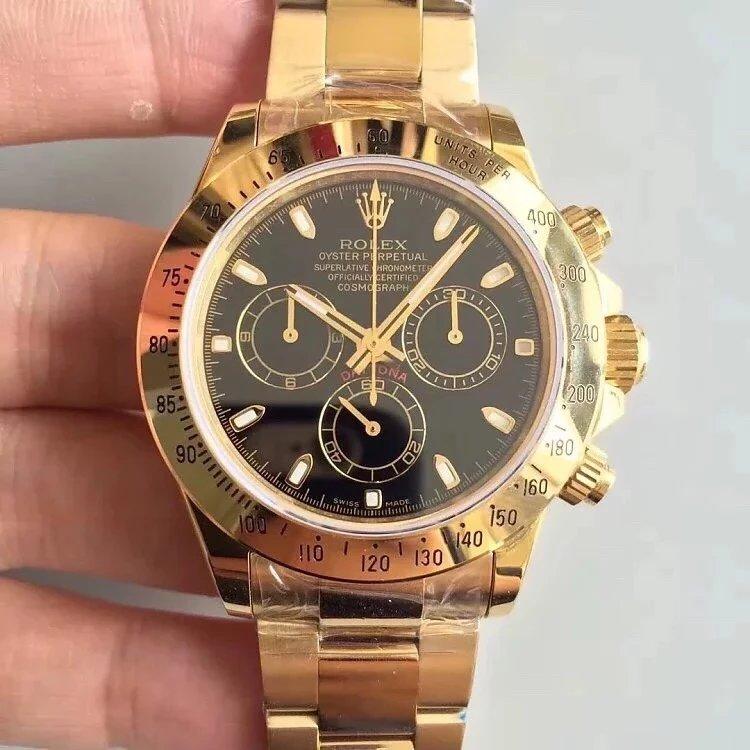 JH出品V6S版ROLEX劳力士DAYTONA 迪通拿 顶级一比一复刻手表