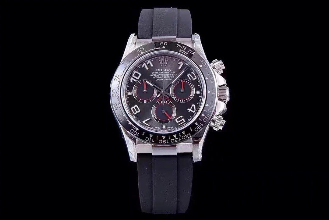 2017巴塞新款劳力士宇宙计型迪通拿系列 JH厂出品款式 自动机械 男士手表