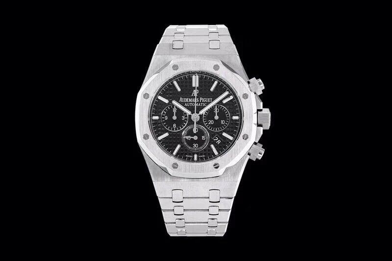 OM厂最新重大突破:A P皇家橡树26320计时系列 原版一比一 复刻手表