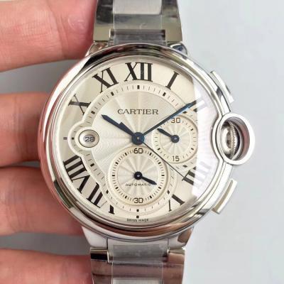 ZF厂卡地亚蓝气球系列W6920078钢带手表