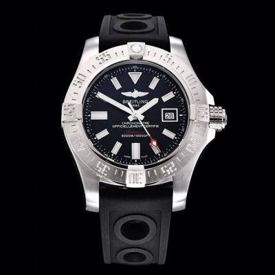 【GF海狼V2重生版】不惜代价购入原版重新开模  自动上弦机械机芯 男士手表