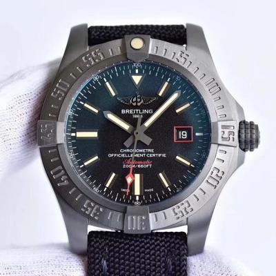 GF百N灵黑鸟V3加强版」主要在V2版本基础上进行以下升级 自动上链式机 男士手表