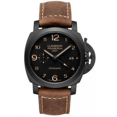 VS厂最高版本VS沛纳海Pam00441全陶瓷四针功能正品一致顶级复刻手表