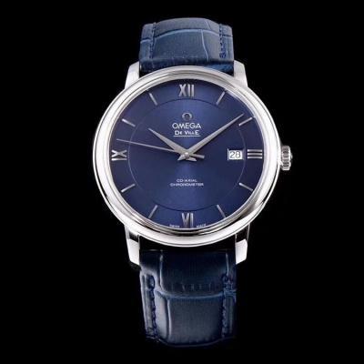 TW最强版新款欧米茄碟飞表径39.5mm 表壳和表带316L精钢 男士机械手表