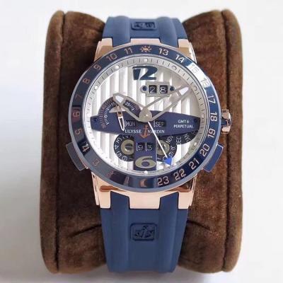 TWA出品?无限创意 品鉴雅典 航海世家 El Toro/Black Toro万年历腕表