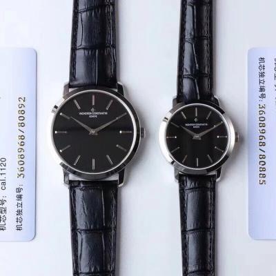 TW工厂 市场最高V3版本 原版复刻 江诗丹顿PATRIMONY传承系列~情侣腕表