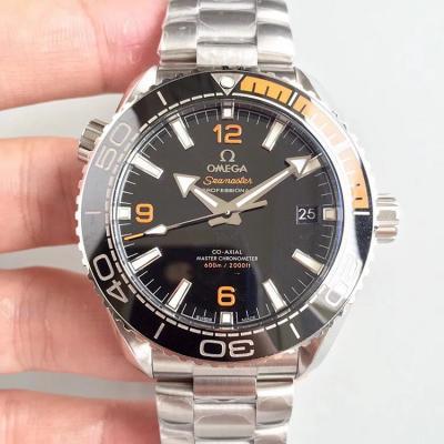 【3S新品】Seamaster海洋宇宙600米 精仿表带 自动机械机芯 男士手表(直径43.5mm)