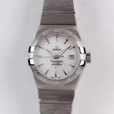 "3S出品 OMEGA欧米茄星座系列PLUMA轻羽腕表搭载8520机芯""星座"" 女士腕表"