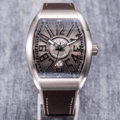 TF出品 FM法穆兰最新款Vanguard腕表 V45系列 原版开模1:1高端定制 尺寸45*53.