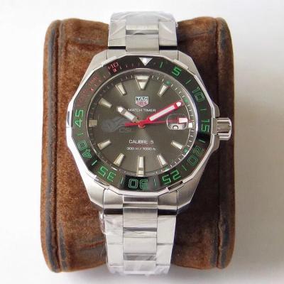 GS出品 泰格豪雅??系列300M英超联赛特别款陪您上山下海 精钢表带 自动上旋机芯 男士手表