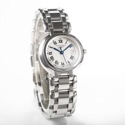 GS荣誉出品 浪琴表心月系列优雅而至 石英机芯女士手表