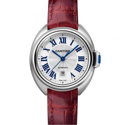 最高品质卡地亚钥匙系列WSCL0016女士机械手表 进口机芯