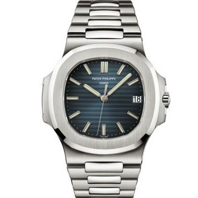 PF百达翡丽鹦鹉螺5711/1A-001钢表之王震撼出品 V2版 顶级复刻手表