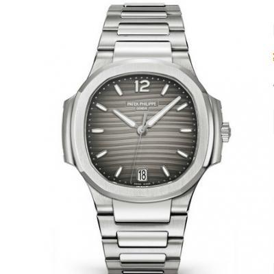 百达翡丽鹦鹉螺运动系列7118/1A-011日历女士机械手表