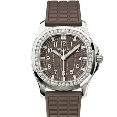 百达翡丽运动系列5067A-023女士石英腕表 高仿复刻表