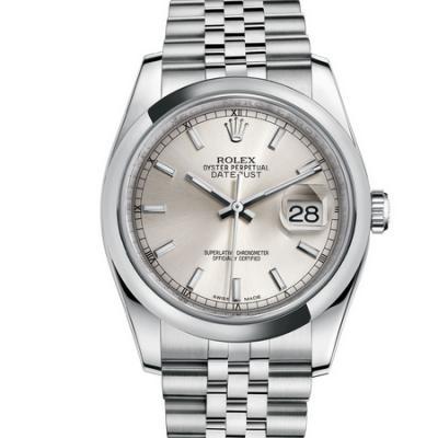 复刻劳力士日志型系列116200-0084男士机械手表 顶级一比一复刻表