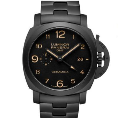 vs厂沛纳海pam438男士机械手表 高端品质