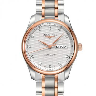 LG浪琴制表传统名匠系列L2.755.5.97.7男表 进口瑞士2836机芯