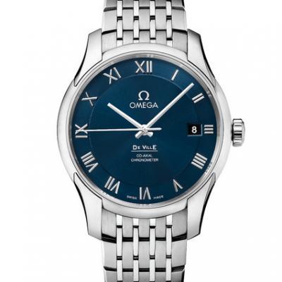 复刻欧米茄蝶飞系列431.10.41.21.03.001男士机械手表 进口机芯