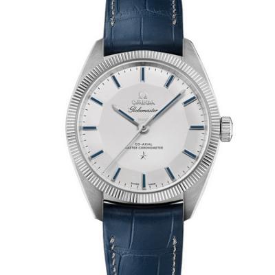 XF欧米茄星座尊霸系列130.93.39.21.99.001复古牙圈优雅设计男士机械手表